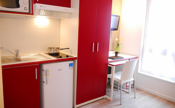 montempo apparthotel strasbourg gare. Black Bedroom Furniture Sets. Home Design Ideas
